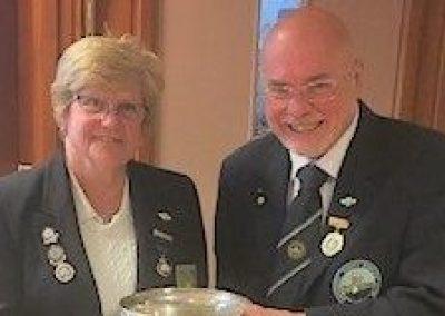 2019 Club President Linda Reid