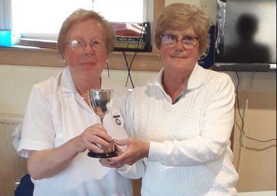 2019 Ladies Prize Winners